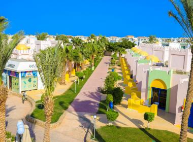 Egipt, Hurgada All inclusive - Hotel...