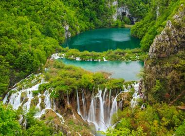 Big Bear Resort Plitvice - Poletni...