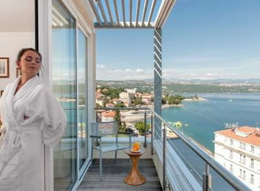 Opatija, Design Hotel Astoria 4*: 2 do...