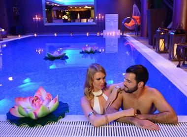 Ljubljana, Sense Wellness Grand Hotel...