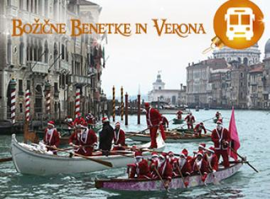 Adventni izlet: Benetke in Verona -...