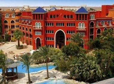 Egipt, Hurgada - Hotel Grand Resort,...