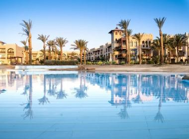 Marsa Alam, Port Ghalib Resort - First...