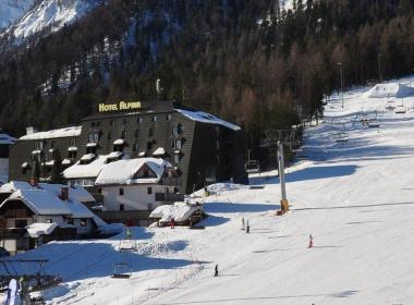 Hotel Alpina - SKI & Wellnes vikend...