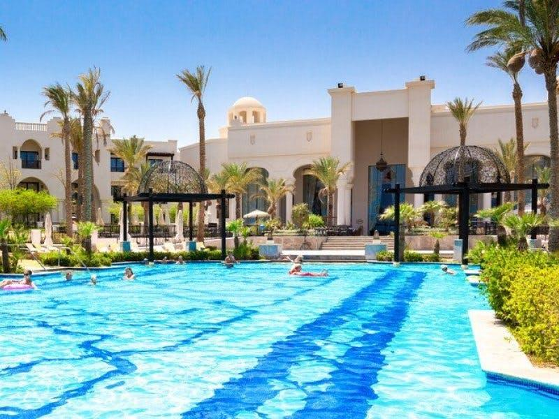 Marsa Alam, Hotel The Palace Port Ghalib - First
