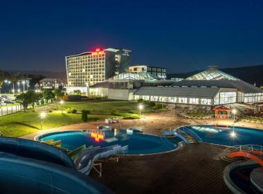 Hotel Hills Spa & Thermal Resort -...