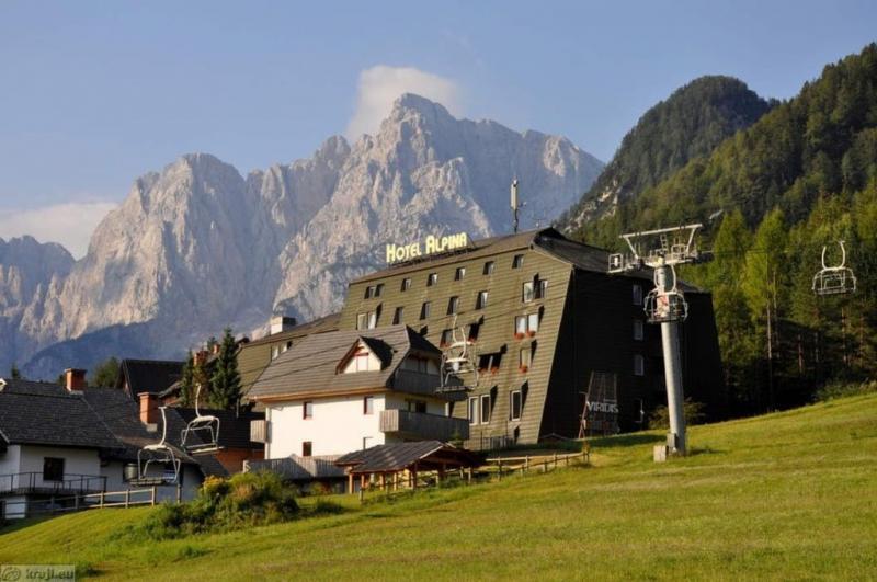 Hotel Alpina - Doživite več v Kranjski Gori,
