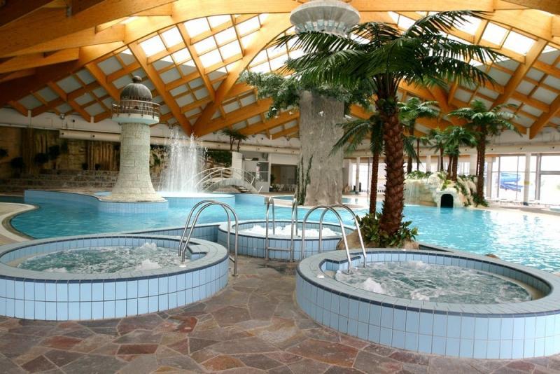Hotel Hills Spa & Thermal Resort - Luksuzno