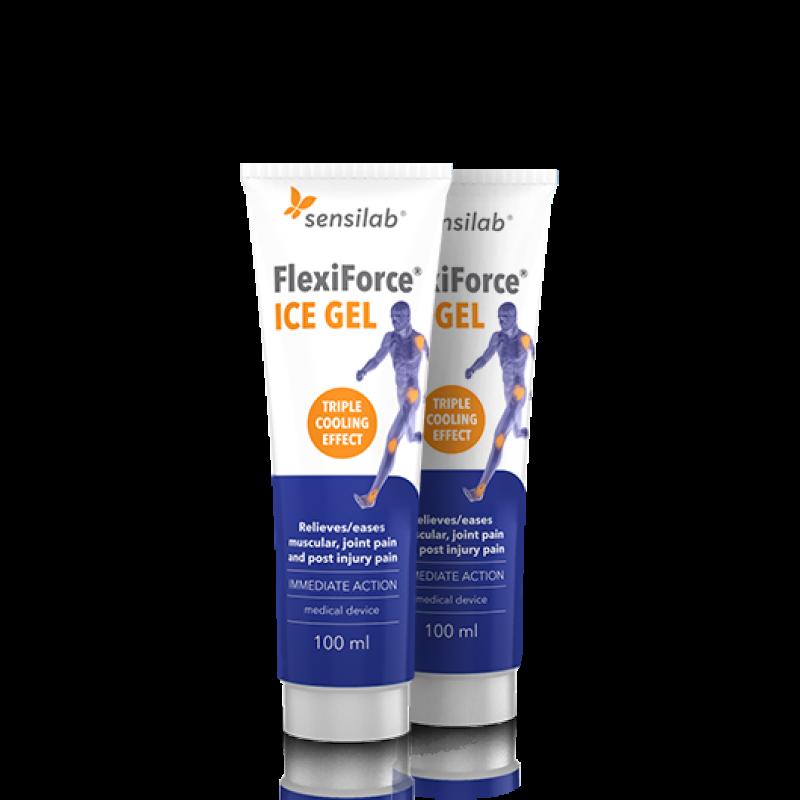 2x FlexiForce gel