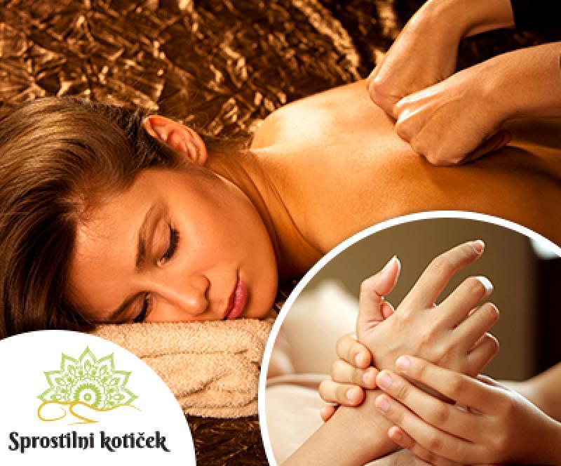 Za dvig odpornosti! - 50 % na 45-minutno masaža