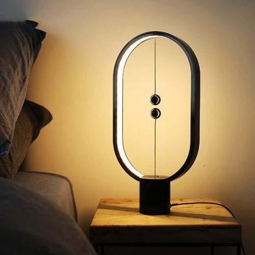 Mini ovalna gravitacijska svetilka