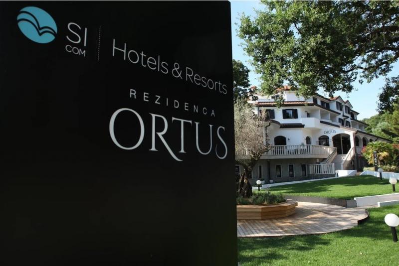Hotel Rezidenca Ortus - Sladko razvajanje na