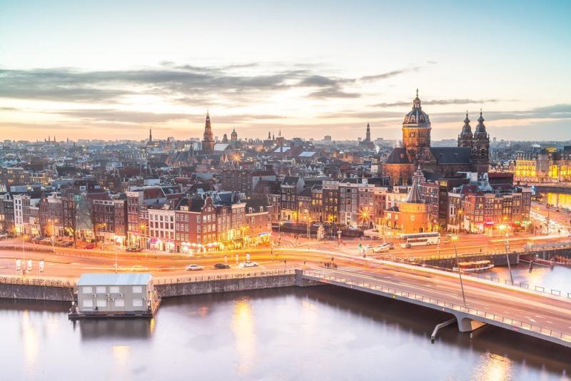 A&O Amsterdam Zuidoos, Amsterdam, Nizozemska -