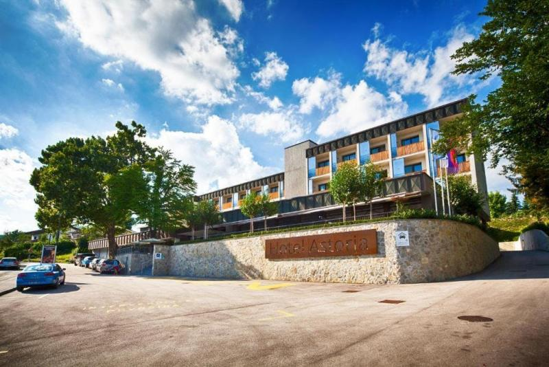 Hotel Astoria Bled Superior, Bled, Slovenija -