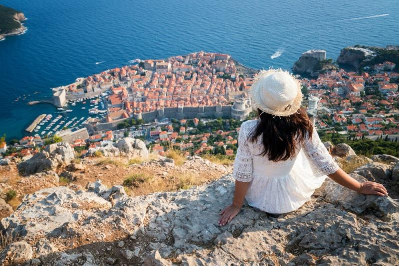 Dubrovnik z letalom - Hotel Vis, Dubrovnik,