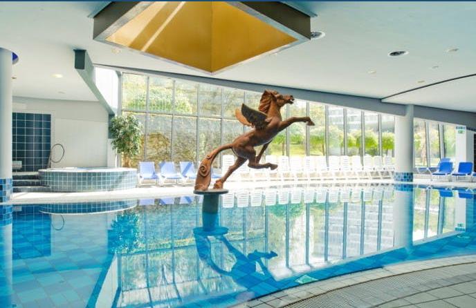 Rogaška Slatina Hotels: Jesen v Grand Hotelu