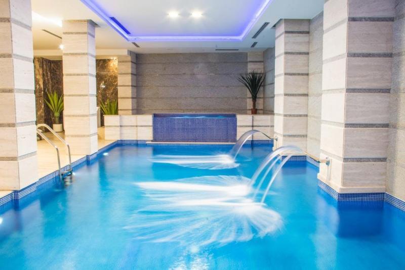 Xenon Hotel - Wellness razvajanje v Beogradu,