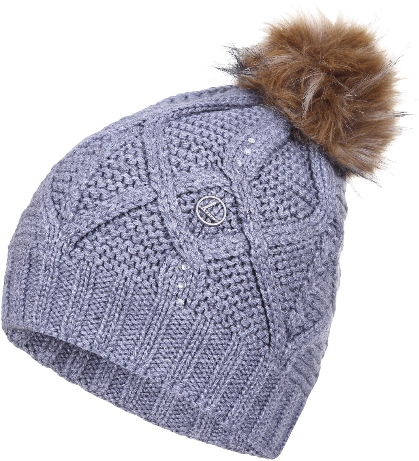 Luhta Naskarla Womens Beanie Light Grey