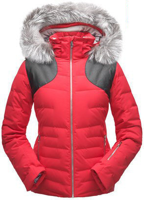 Spyder Falline Real Fur Womens Jacket...