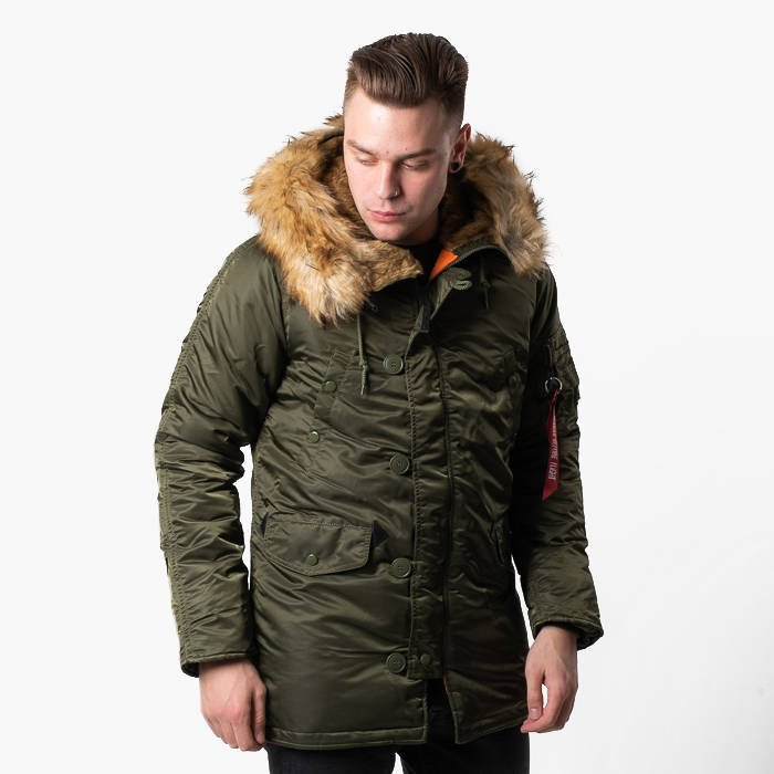 Alpha Industries Parka N3b Vf 59 103141...
