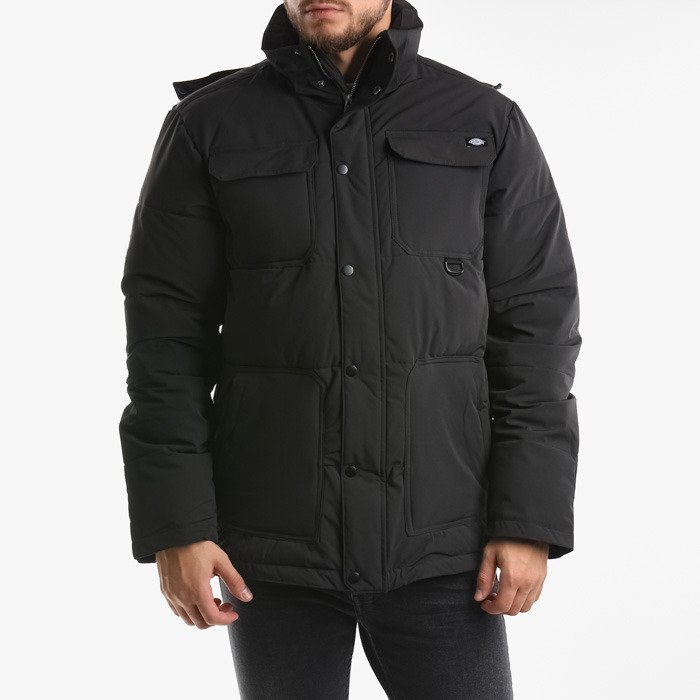Dickies Manitou Jacket 07 200347 BLK