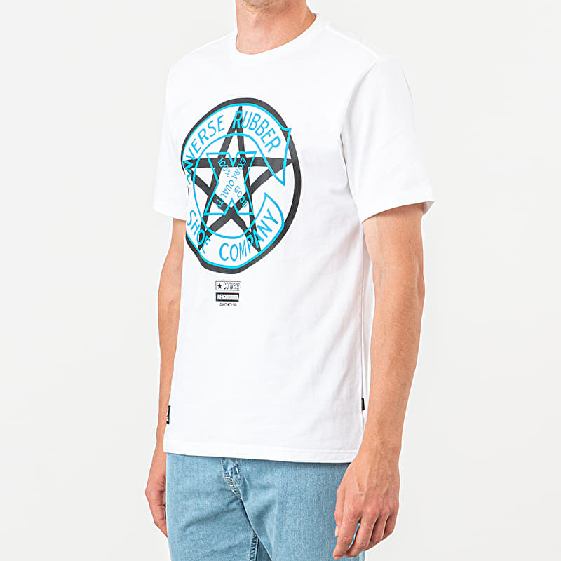 Converse x Neighborhood Tee White