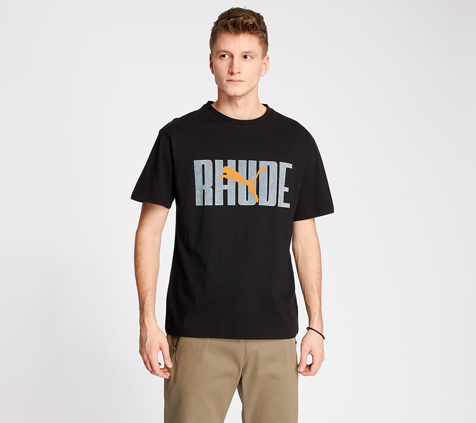 Puma x Rhude Graphic Tee Puma Black