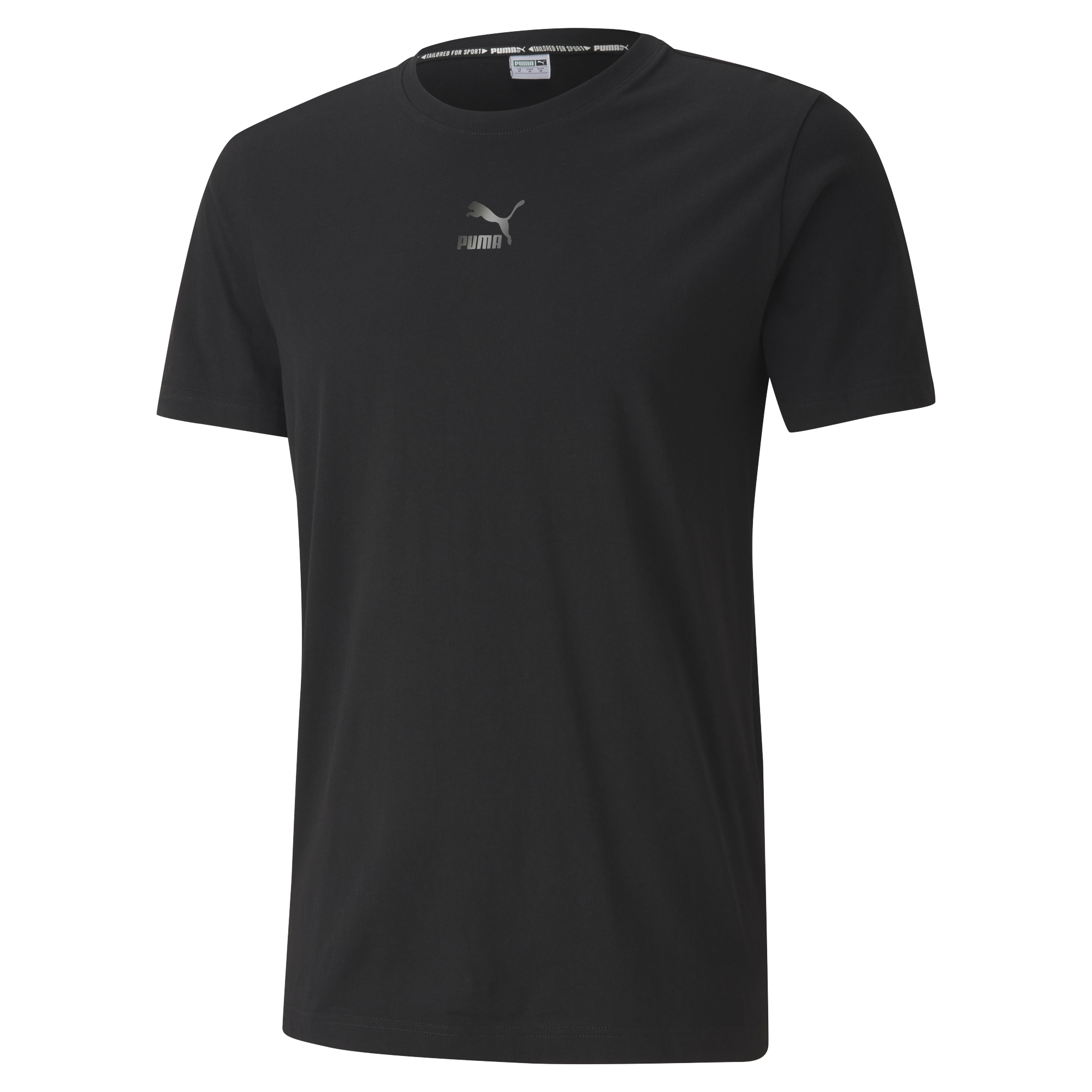 Puma TFS Graphic Tee Puma Black