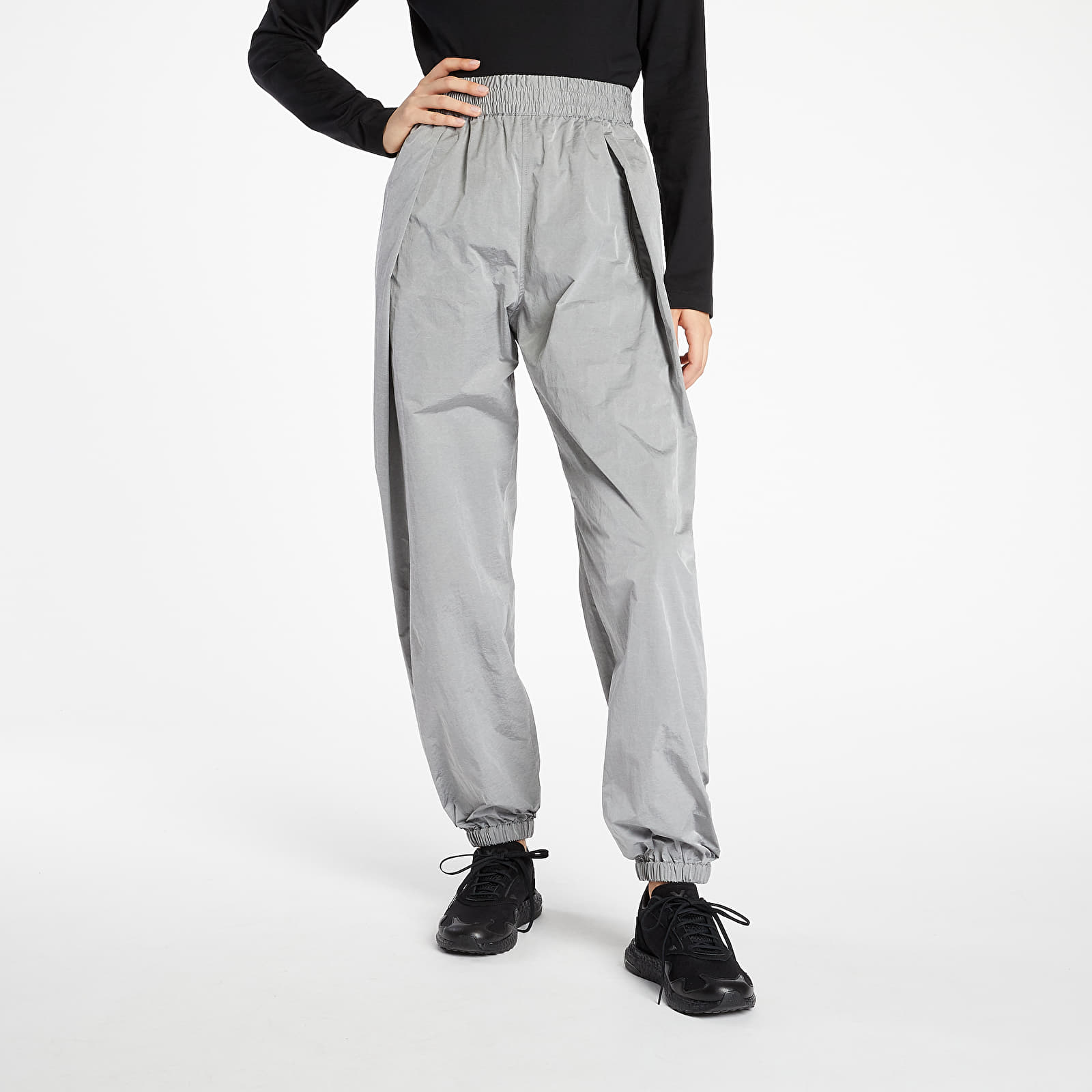 Y-3 Ch1 Track Pants Burnished Silver