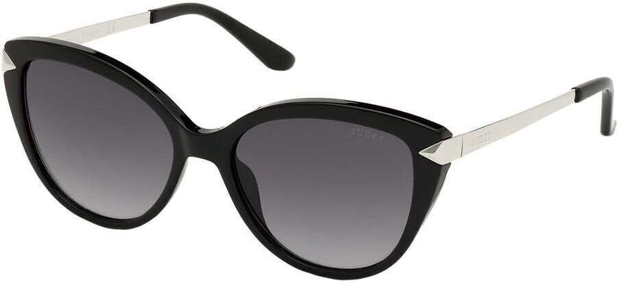 Guess GU7658 01C 56 Shiny Black/Smoke...