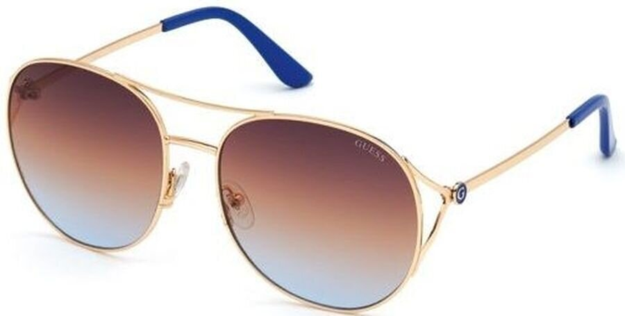 Guess GU7686 32W 59 Gold/Gradient Blue