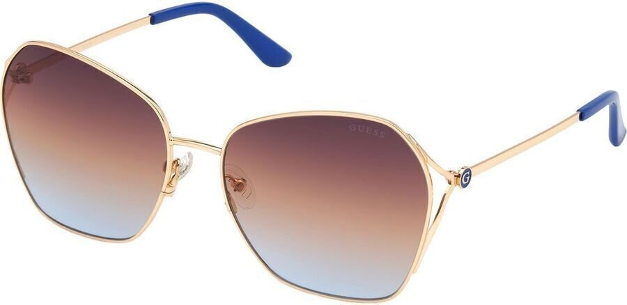 Guess GU7687 32W 62 Gold/Gradient Blue