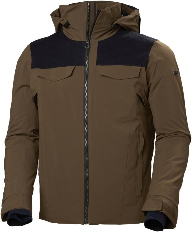 Helly Hansen Jackson Jacket Bark Brown L