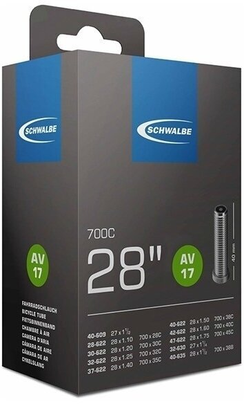 Schwalbe (28/40-305) AV 40mm 70g Light