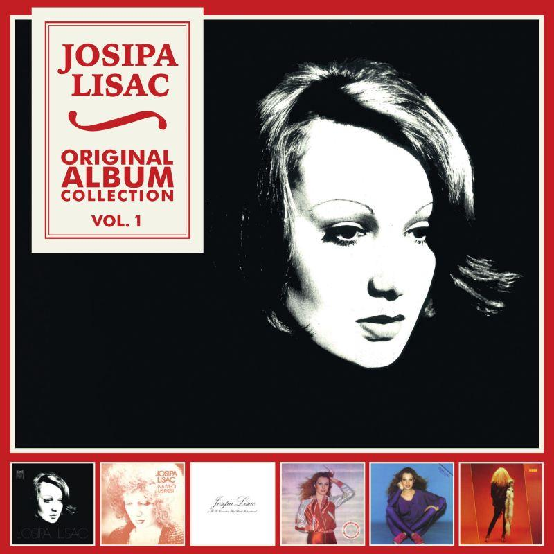LISAC J.- ORIGINAL ALBUM COLLECTION...