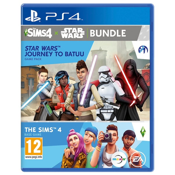 THE SIMS 4 STAR WARS: JOU RNEY TO BATUU...