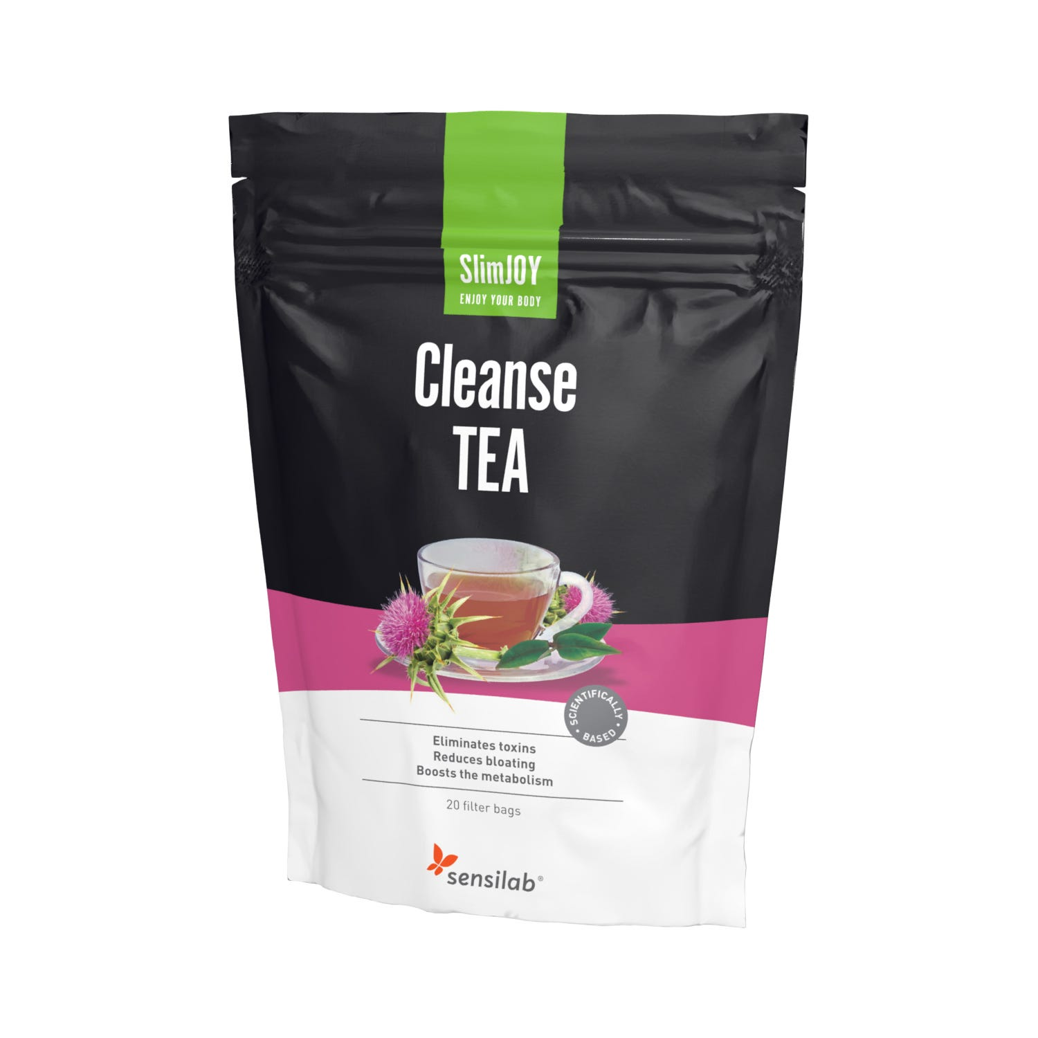 NOVO: Cleanse TEA