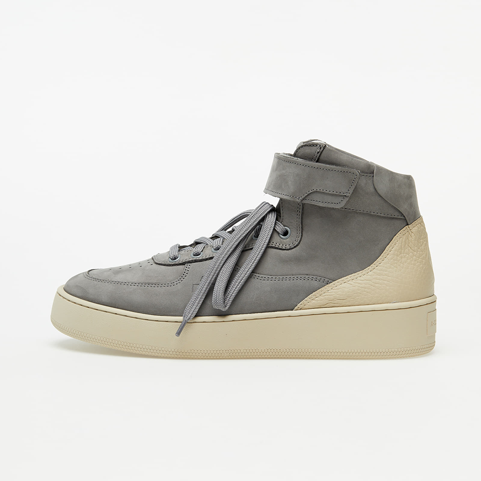 A-COLD-WALL* Rhombus Hi-Top Stone