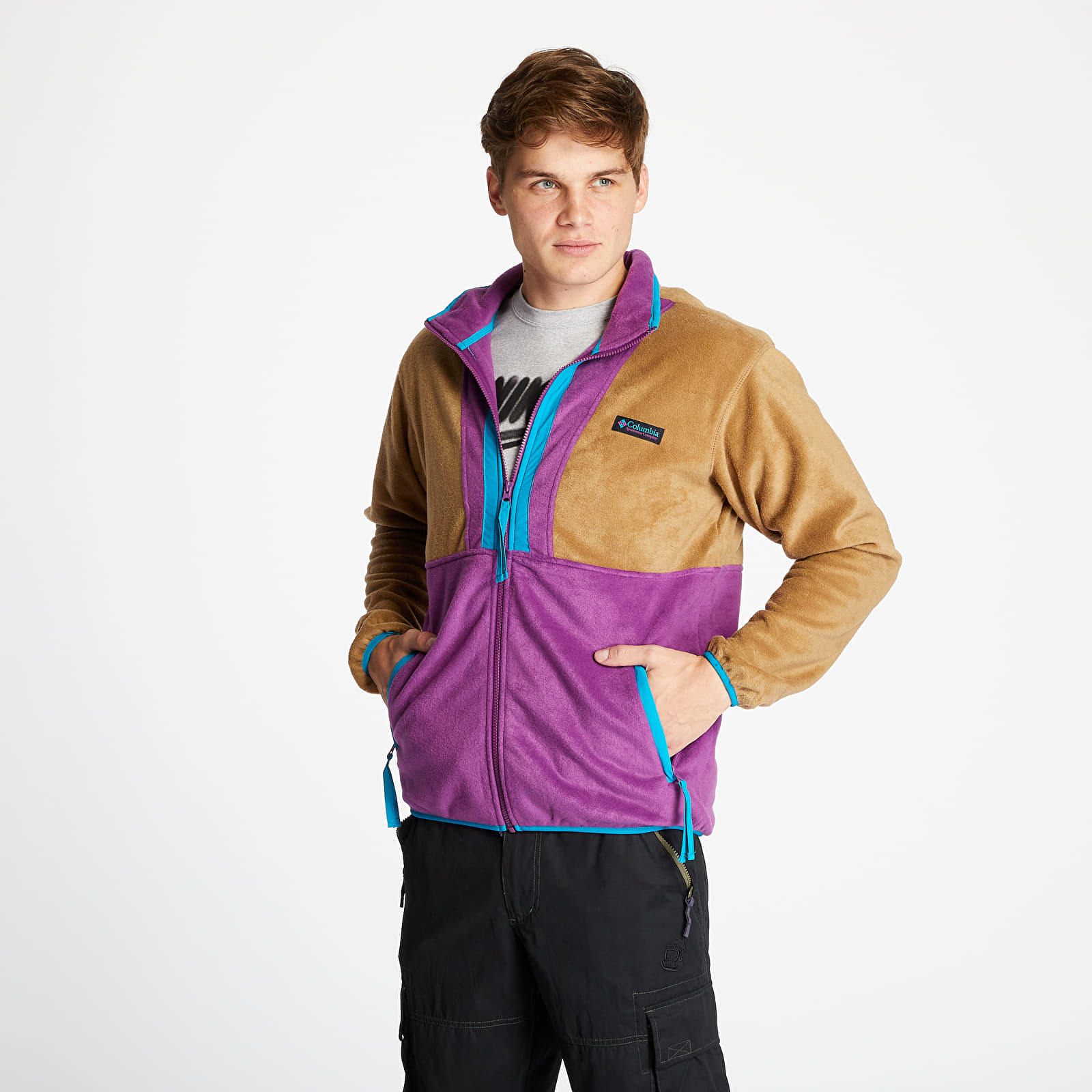 Columbia Back Bowl Full Zip Fleece...