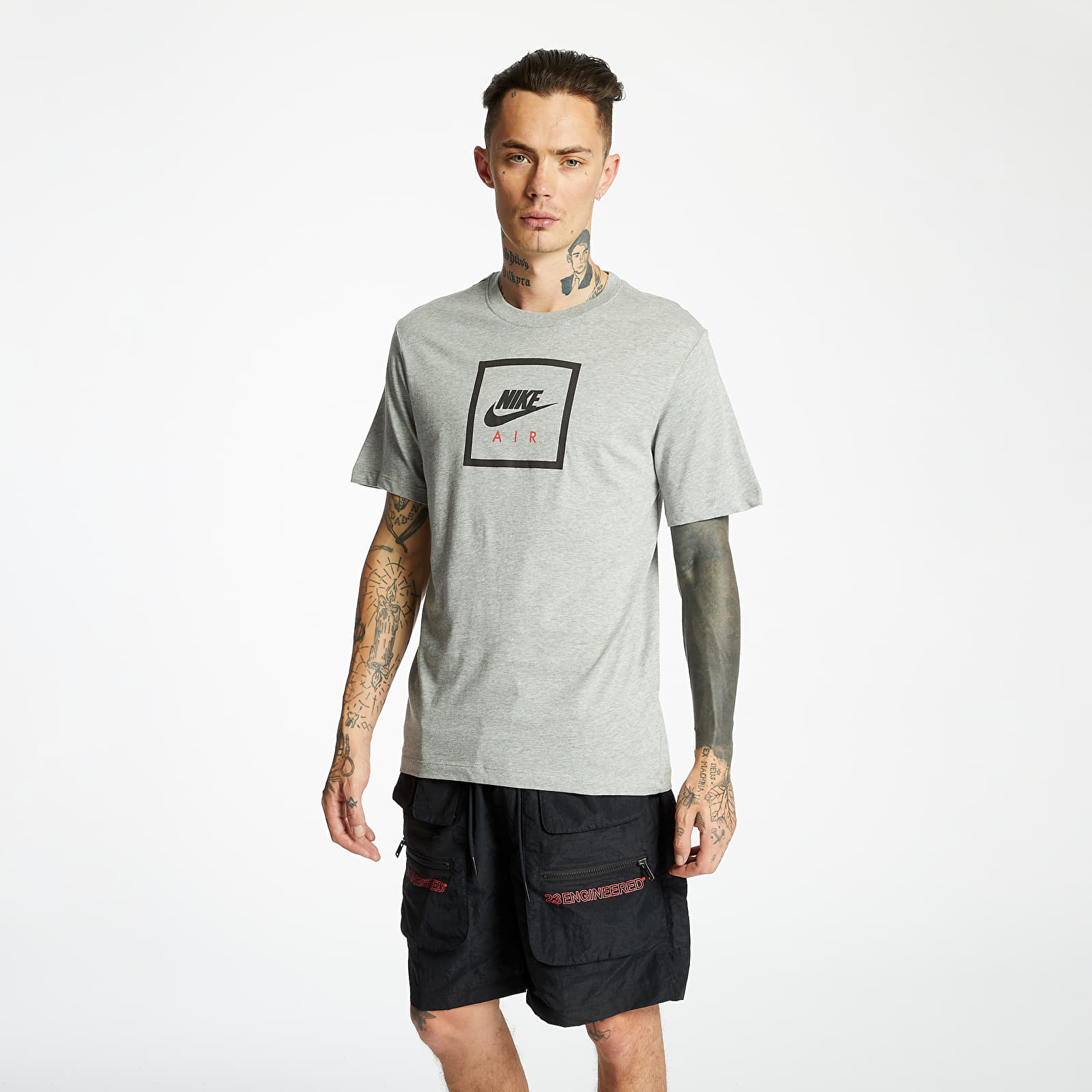 Nike Air 2 Sportwear Tee Grey